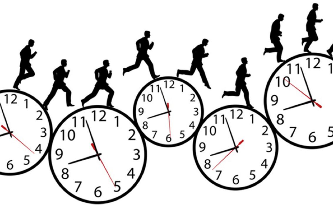Учет и контроль рабочего времени