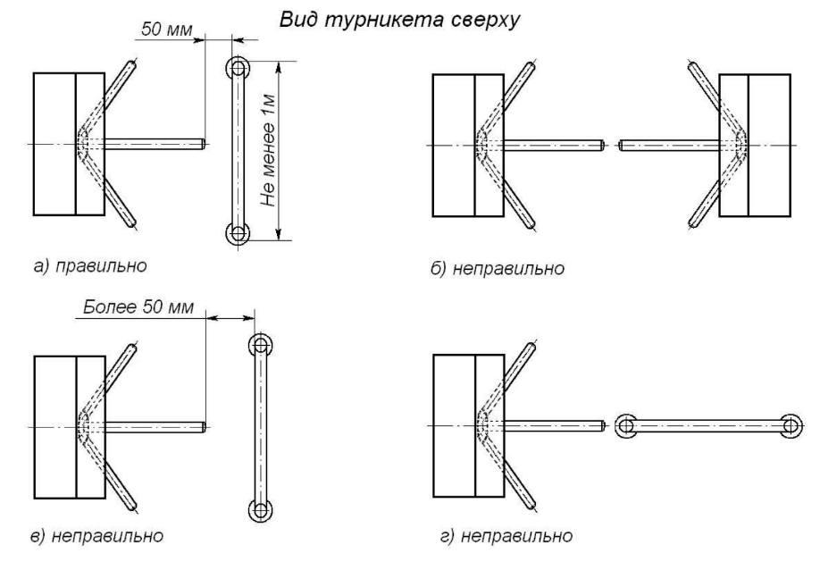 Автономная проходная RUSGATE T3-NO-SF v.2 MF