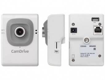 Компактная IP-камера CamDrive Beward CD300-4G