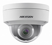 Антивандальная IP-видеокамера 2Мп HikVision DS-2CD2123G0-IS (8 мм)