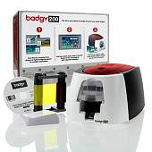 Принтер Evolis Badgy 200